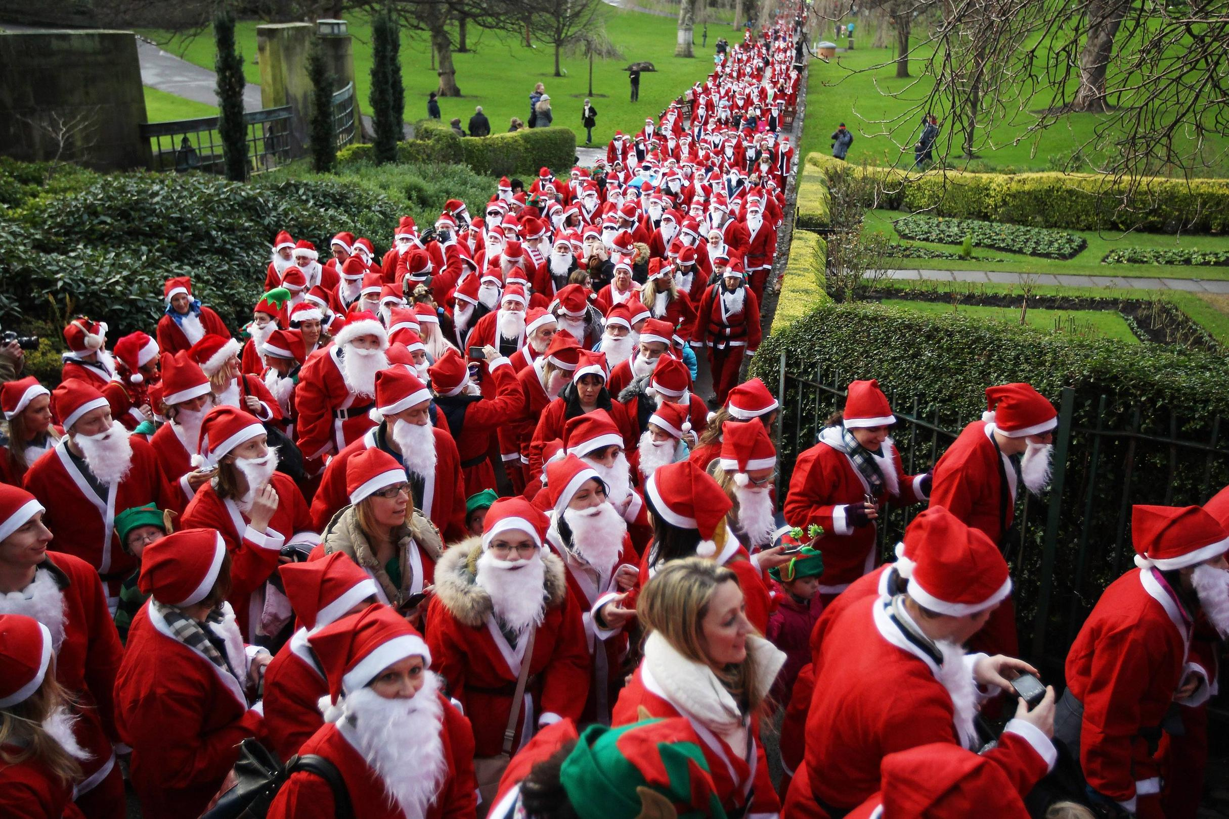 The Santa huge Convention mod