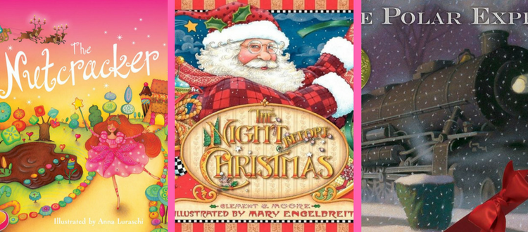 Childrens Favourite Christmas Books