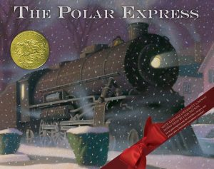 Childrens Favourite Christmas Books Polar Express