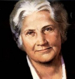 Maria Montessori - Profile
