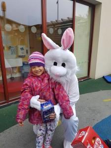 Easter Bunny Adamstown