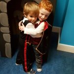 Aww! Vampire and Pirate in Clonsilla