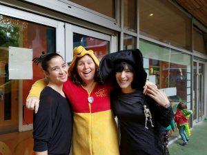 Halloween Fun in IFSC