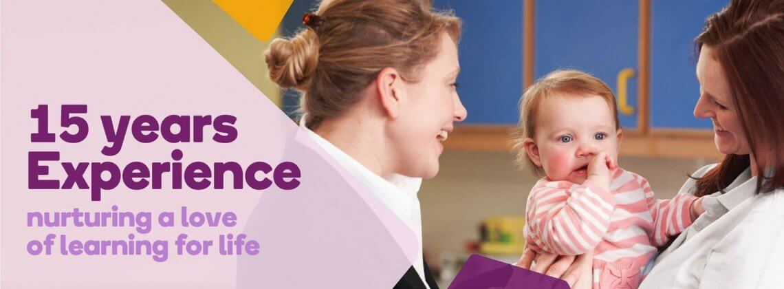 15 years experience nurturing a love of learning for life