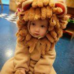 Halloween in Giraffe Childcare